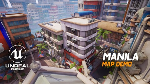 FREE Manila Map Demo