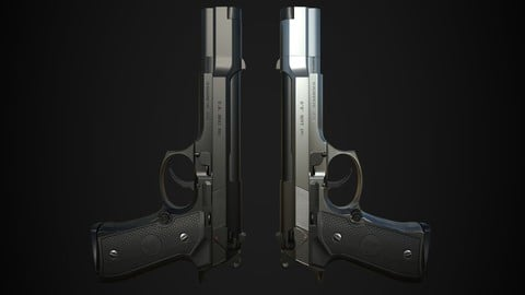 M9A1  (Game ready)