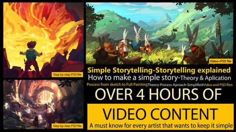 Simple Storytelling-Theory&Aplication