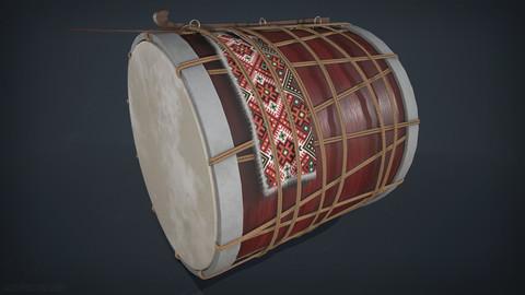 Mijak Drum
