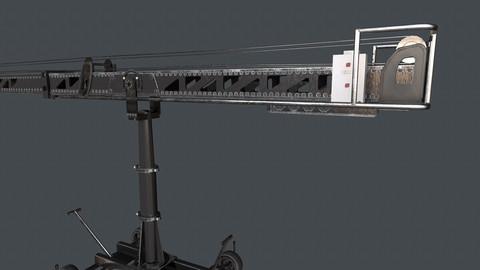 Techno 50 Camera Crane