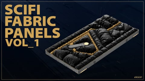 SciFi Fabric Panels Vol.1
