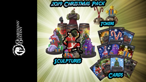 2019 Christmas Pack