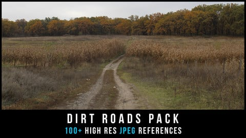 Dirt roads Pack