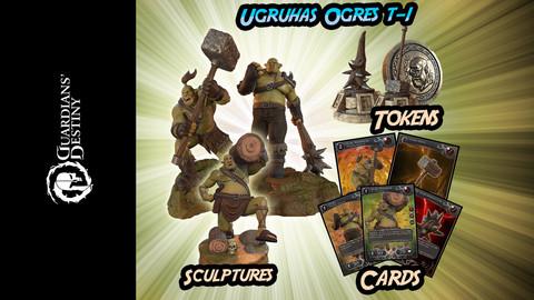 Term 1 - Ugruha Ogres pack 1