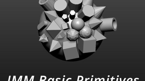 IMM Basic Primitives by Guilherme Varzim