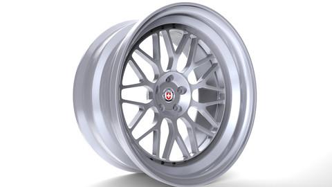 HRE 300 Custom Wheel