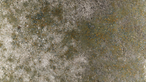 PBR Overgrown Concrete 17