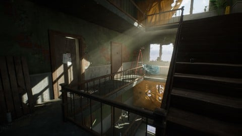 We're Going In! - Unreal Engine 4