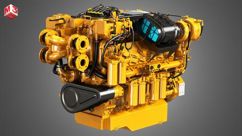 C32 Acert Engine