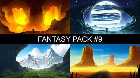 Fantasy Pack #9