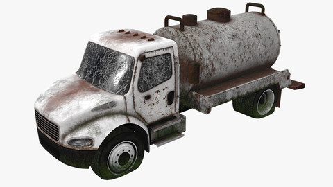 Old Truck 04