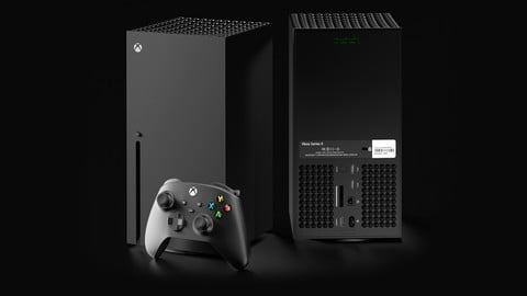 X-box series X high poly accurate