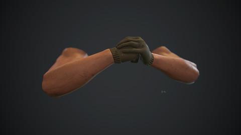 Animated FPS Hands v3.0