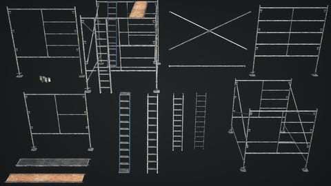 Construction Details Modular Pack