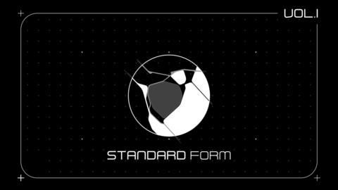 Standard Form  - Vol.1 - CAD kit
