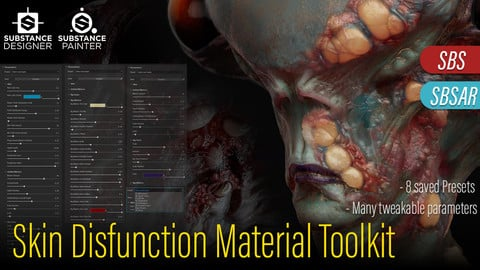 Skin disfunction Material Toolkit