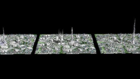 Kit Sci-fi District