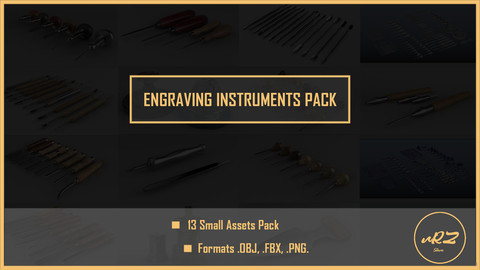 Engraving Instruments PACK