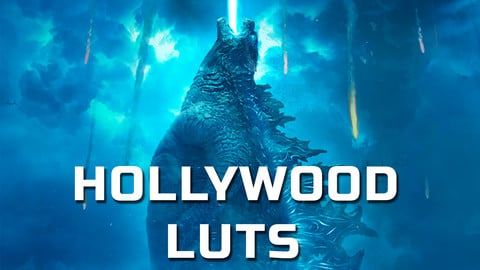 Hollywood LUTs - Godzilla  King Of The Monsters