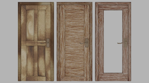 Door Project (Modern Style) 1st Part
