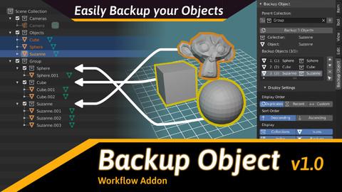 Backup Object