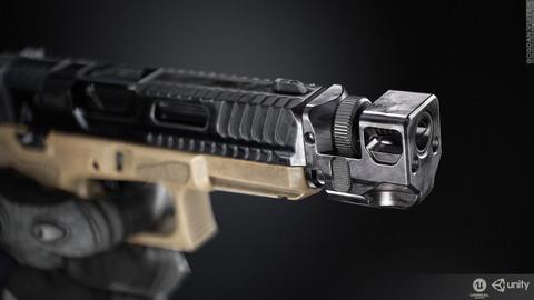 Pistol Compensator (Killer Innovations)