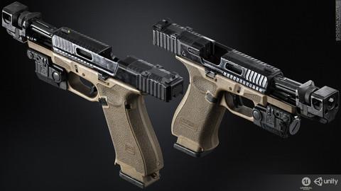 Glock 19x tactical
