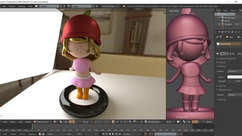 Doll Chibi Custom