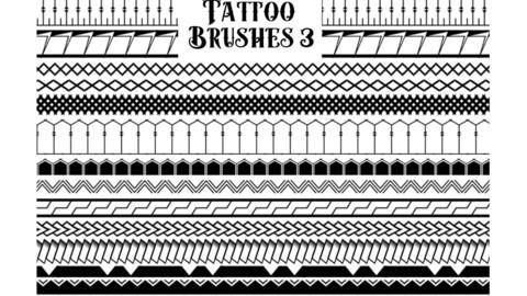 Tattoo Brushes 3