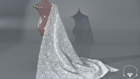 Fabric Vol 01 - Lace PBR