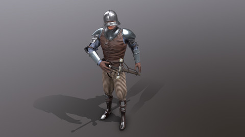 TAB Medieval Knight - 2