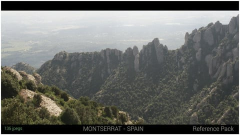 Montserrat Spain Reference Pack