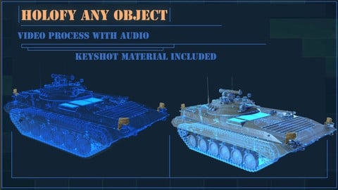 Holo Effect (Holofy anything)(Tank Tutorial)