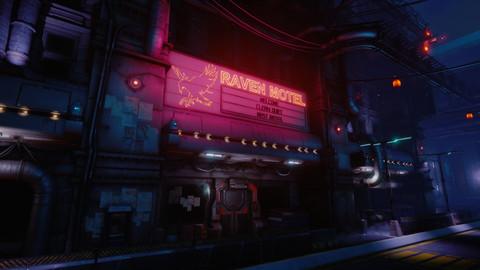 Citypunk / Kitbash Props Cyberpunk - Unreal Engine 4