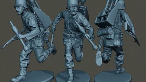 German soldier ww2 run2 G4