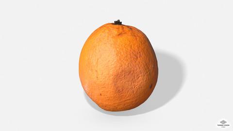 Fruit Orange - Photoscanned PBR
