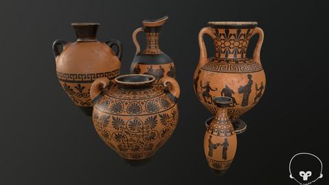 Vases Vol 01 - PBR