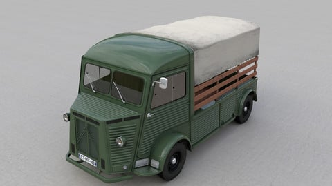 CITROEN HY PICKUP CAMIONETTE 1948