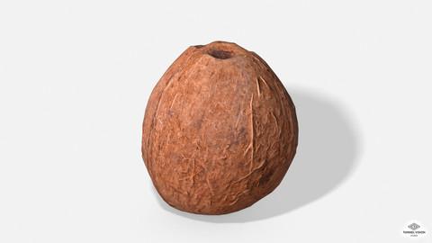 Exotic Fruit Coconut - Photoscanned PBR