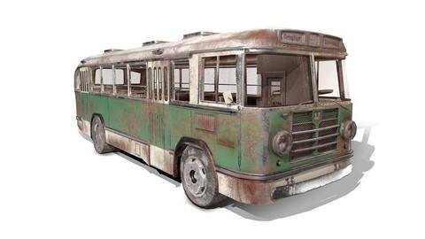 ZIL 158 (Rust)