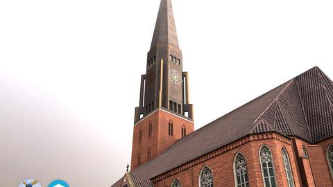 Hamburg StJacobi Kirche