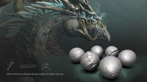 Dragons Wacom Latin America Contest