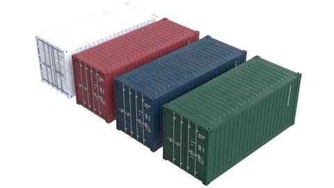 Cargo Container 2B