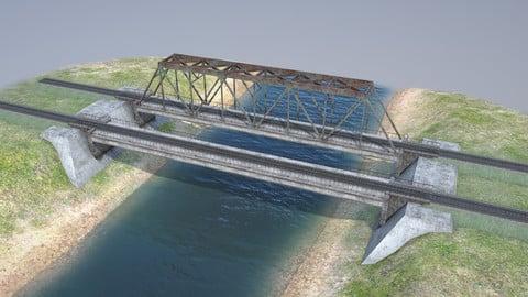 RW Bridge Vologda-II