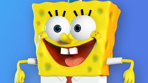Spongebob movie - Fan art