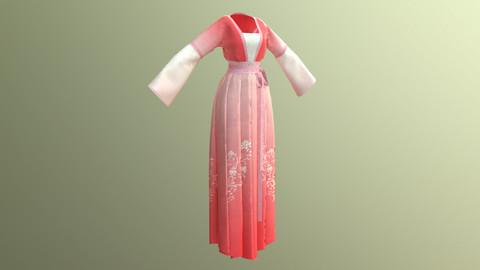Marvelous Designer, Chinese Hanfu