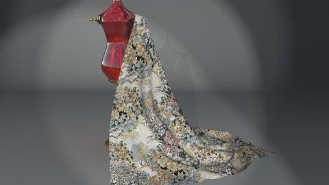 Fabric Vol 02 - Floral PBR