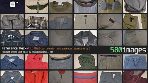 Reference Pack_Cloths