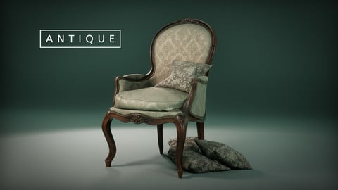 Antique - Chair